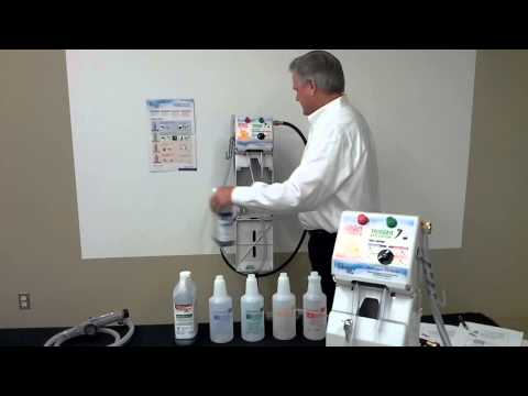 electrolux enviro multi steamer instructions