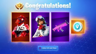 The NEW Fortnite OVERTIME CHALLENGES & FREE REWARDS! (Fortnite Share The Love Event)