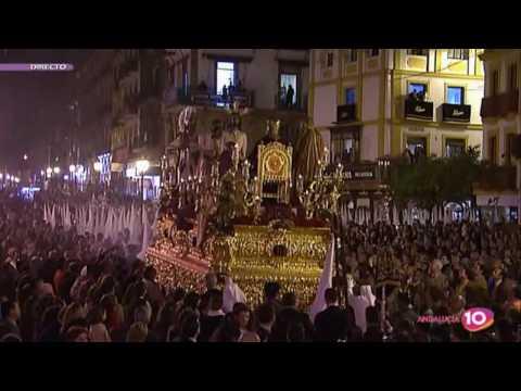 Jesús ante Anás. La Bofetá en Campana 2010 Semana Santa Sevilla