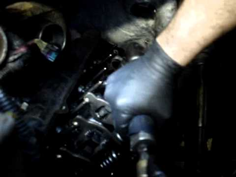 Part 3 removing injector sleeve