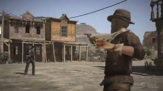 Red dead redemption - The good, the bad and the ugly