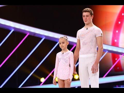 Prezentare: Beatrice Călcâi are 10 ani si este din Chișinău