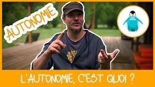 Vivre en autonomie, c'est quoi pour vous ? - Projets autonomes #1