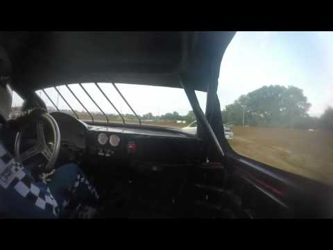 Quincy Raceways 6-24-16 Sport Compact heat race.