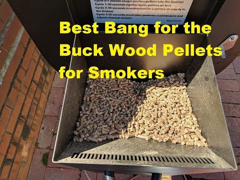 Best Bang for the Buck Wood Pellets for Smokers