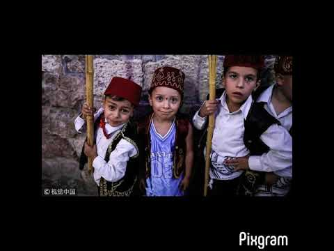 Palestinians celebrated Ramadan in the old city in Jerusalem   Palestinians came together in the old