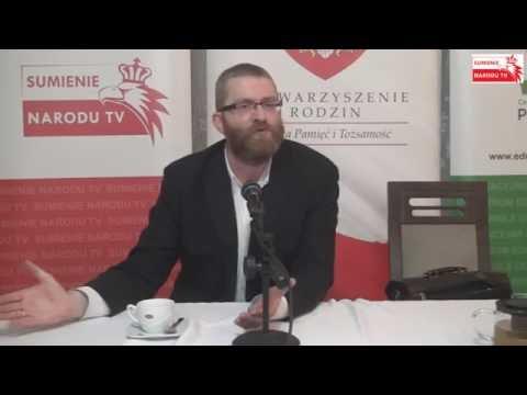 Grzegorz Braun o Intronizacji - Polska Geopolityka 2016/2017