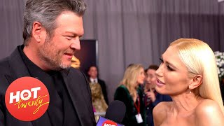 Blake Shelton & Gwen Stefani Talk 'Nobody But You' | Hot 20 | CMT