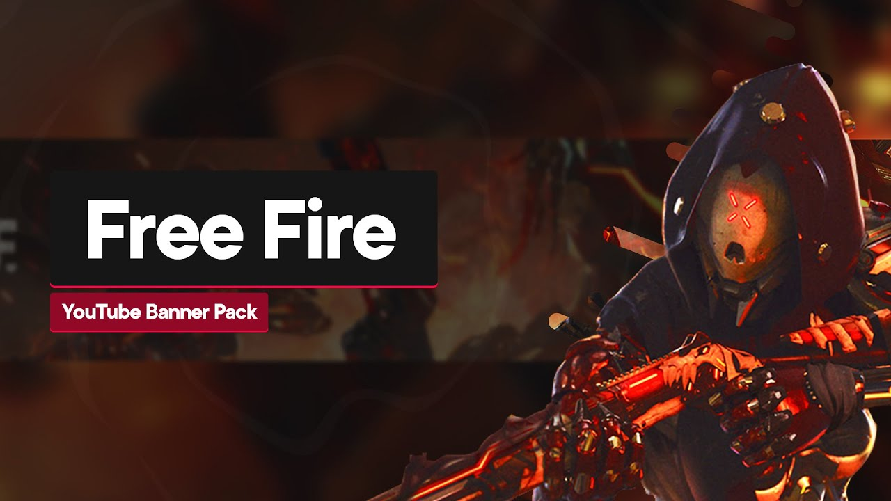 Freshen your channel's aesthetic and grab your audience's attention. Free Fire Youtube Banner Pack S05e12 Youtube