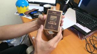 Unboxing Gudang Garam Surya  From IndoCigar dot com - Stafaband