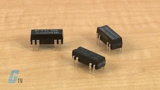 NTE R56 Series Reed Relays