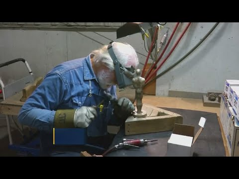 How To Make An Oscar Statuette
