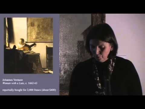 "Lecture by Esmee Quodbach, ""Dutch Paintings in New York: Rembrandt, Hals and Vermeer"""