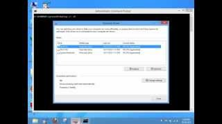 Defragment and Optimize your hard drive in Windows 8