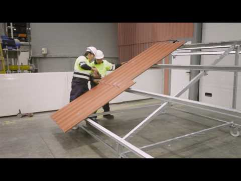 instalación-de-placa-de-fibrocemento-granonda-de-euronit