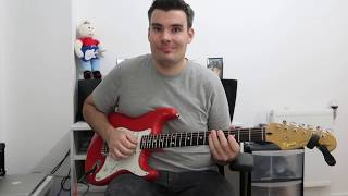 I Love How You Love Me - Bobby Vinton Guitar Cover