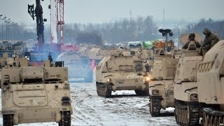 Власти Польши приветствовали прибытие солдат США