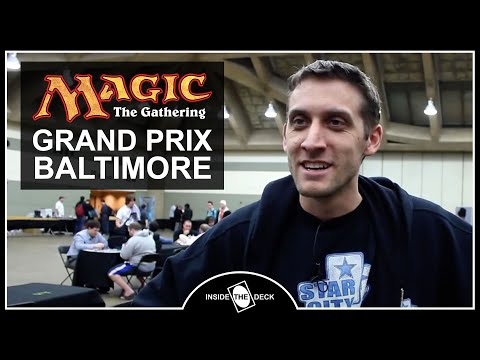 Inside The Deck #46: Grand Prix Baltimore 2012