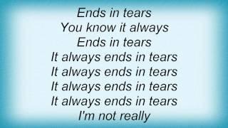 Marc Almond - End In Tears Lyrics