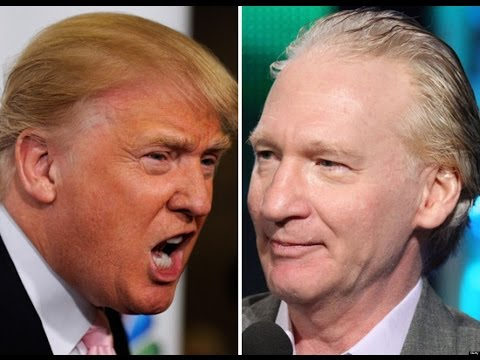 Thumbnail: Bill Maher VS Donald Trump 2015 - The Full Story Part 2