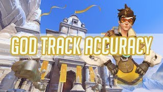Overwatch - Dafran's Tracer God Tracking 52% Accuracy