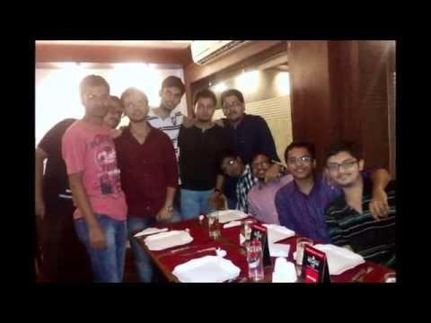 Farewell_ETC_2015,IIEST,Shibpur
