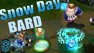 Snow Day Bard Skin Spotlight - League of Legends