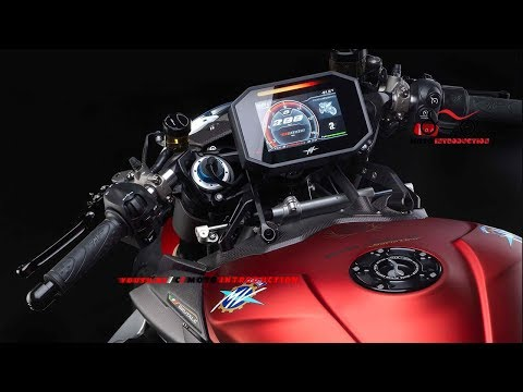 2019 MV Agusta Brutale 1000 Releases 2019 Version | 2019 Brutale 1000 Debuts at EICMA 2018