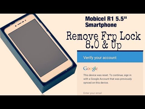 mobicel r1 google account bypass 7.0 Remove Google Account Without Pc