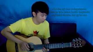 (Wali) Jamin Rasaku - Nathan Fingerstyle Cover - Stafaband