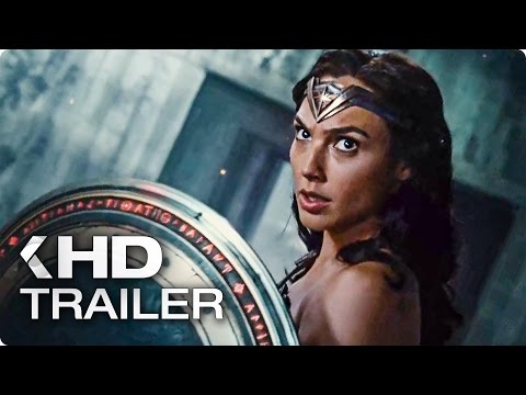 "JUSTICE LEAGUE ""Unite The League - Wonder Woman"" Teaser Trailer (2017)"