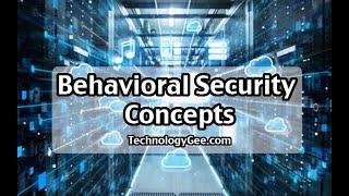 Behavioral Security Concepts | CompTIA IT Fundamentals FC0-U61 | 6.3