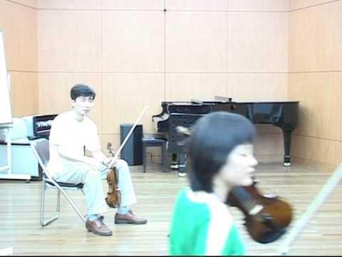 Dr.Eun Hwan Bai Masterclass, 2004 Violin Story Camp(75)