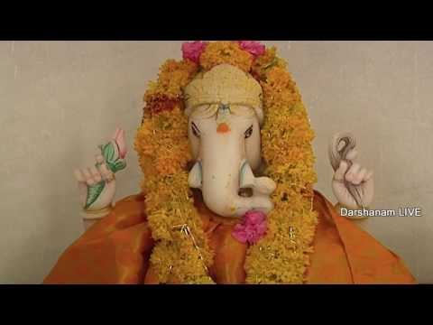 Lord Ganesh powerful temple || Hyderabad || DARSHANAM LIVE || INDIAN Temples