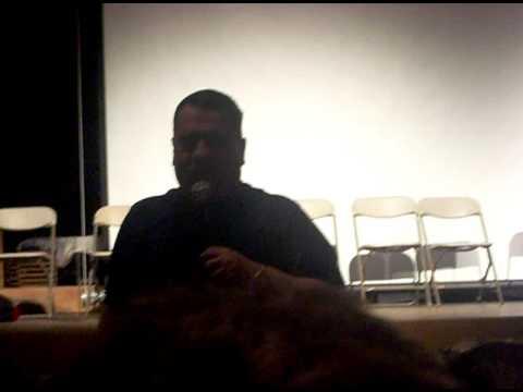 Farmington High School Hypnotist Show 3/7/09
