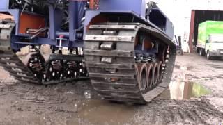 Мы делаем роботов-вездеходов и проводим на них инженерные изыскания(Установки для бурения скважин ------- Больше информации о бурении скважин на сайте www.spbbur.ru., 2015-03-17T12:15:52.000Z)