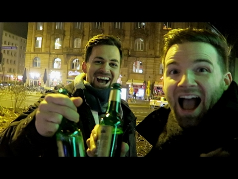 👊 10 Stunden - 5 Clubs | 1 Night in Frankfurt | Fresh Boxx TV