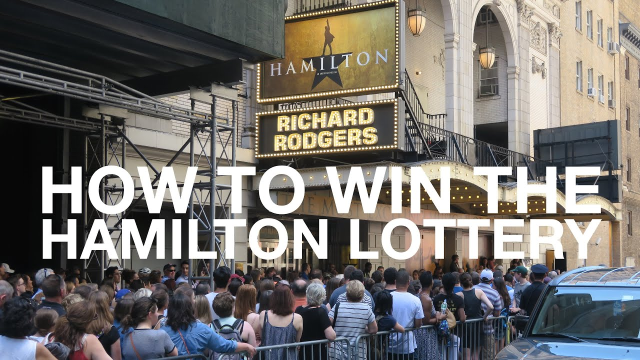 Lin-Manuel Miranda leads the 'Hamilton' ticket lottery and a mini-concert in Hollywood