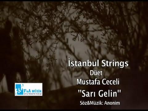 Mustafa Ceceli - Sarı Gelin 2014 (Official Audio Video)