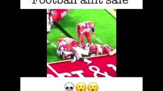 Clemson Football Player Grabbing too much
