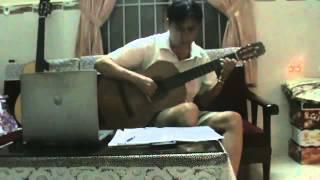 Bên Đời Hiu Quạnh - Guitar Solo, Arr Thanh Nhã