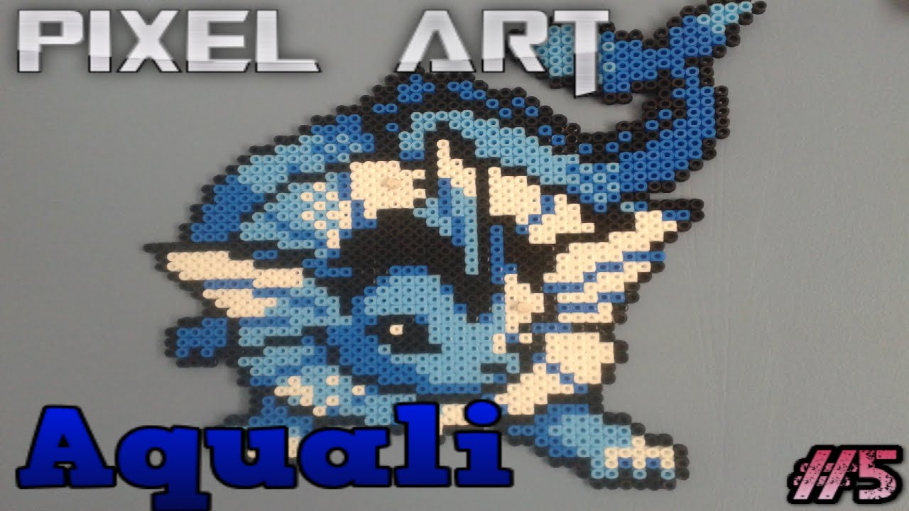 Pixel Art 5 Aquali