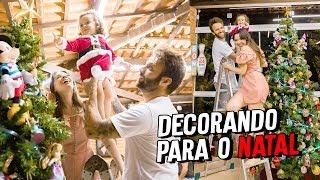 MINHA ÁRVORE DE NATAL DA DISNEY !