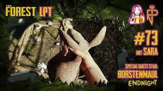Let's Play Together The Forest #73 Der erste Inselhase