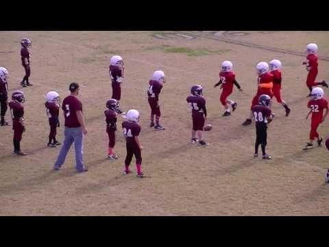 Pocola Indians 1st and 2nd grade team