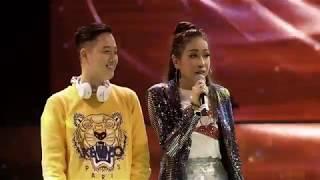Khả Như , Thanh Duy và Liêu Hà Trinh hát hit Lỗi Ở Yêu Thương