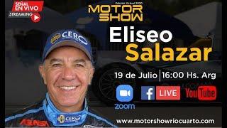 Entrevista a Eliseo Salazar - Motor Show Río Cuarto 2020