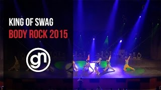 King of Swag - Body Rock 2015 (Official 4K) #kingofswag @geraldnonadoez