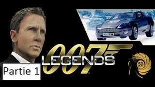 007 Legends | Walkthrough #1 [HD] (commenté) - FR - Goldfinger - Auric Enterprises