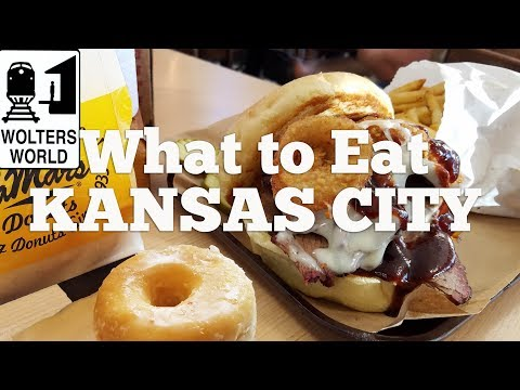 Kansas City - What to Eat in Kansas City